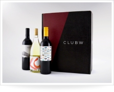 ClubW Bottle of Wine